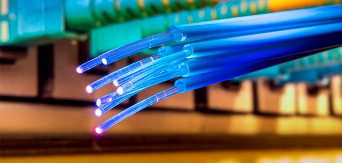 661 TBit / s data rate over a fiber optic cable reached