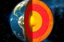 Earth Core New Theory